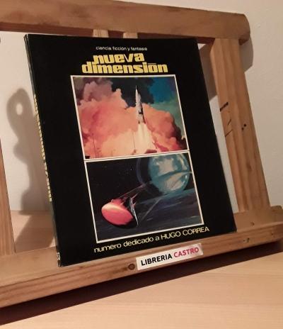 Nueva Dimensión Nº 33. Dedicado a Hugo Correa - Varios