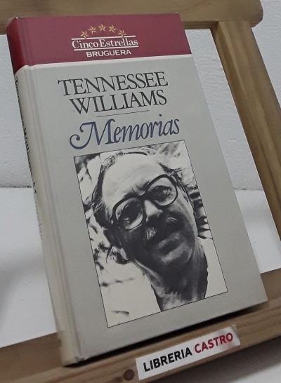 Memorias - Tennessee Williams