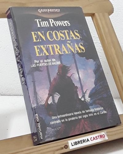 En costas extrañas - Tim Powers