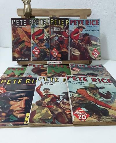 Pete Rice. 23 Nº no correlativos - Austin Gridley