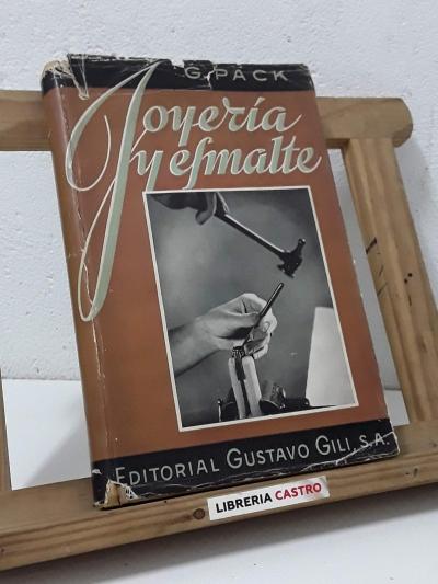 Joyería y esmalte - Greta Pack