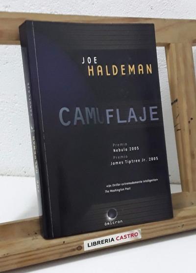 Camuflaje - Joe Haldeman