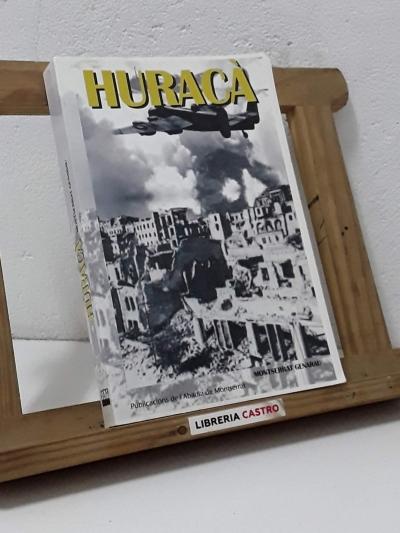 Huracà - Montserrat Genarau