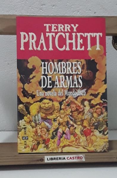 Hombres de armas - Terry Pratchett