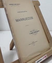 Geografía de Marruecos - Gerónimo Campo Angulo