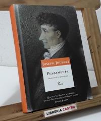 Pensaments, judicis i anotacions - Joseph Joubert