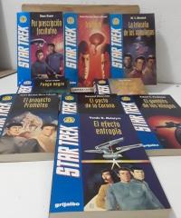 Star Trek. Del 1 al 8 y 10 - Varios