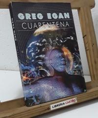 Cuarentena - Greg Egan