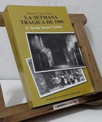 La setmana tràgica de 1909. L'Arxiu Secret Vaticà - Ramon Corts i Blay