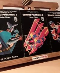 Visiones peligrosas (III tomos) - Varios