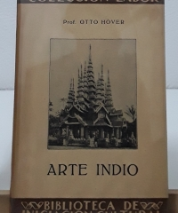 Arte Indio - Otto Höver