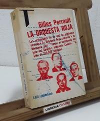 La orquesta roja - Gilles Perrault