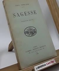 Sagesse - Paul Verlaine