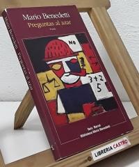 Preguntas al azar. Poesía - Mario Benedetti