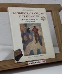 Bandidos, granujas y criminales. Historias verídicas del salvaje Oeste que sucedieron en Nuevo México - Howard Bryan
