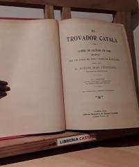 El Trovador Català - Antoni Bori i Fontestá