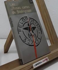 Lás últimas cartas de Stalingrado - Varios