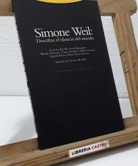 Descifrar el silencio del mundo - Simone Weil