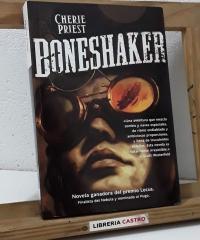 El siglo mecánico. Boneshaker - Cherie Priest