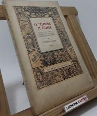 La Rebotiga de Pitarra. Capítulos sobre la historia del humorismo barcelones ochocentista (edición numerada y en papel de hilo) - Alfonso Roure