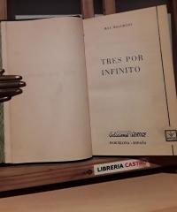 Tres por infinito - Ray Bradbury