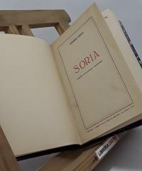 Soria. (Dedicado por el autor, edición numerada y encuadernado por Brugalla) - Gerardo Diego