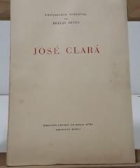 Exposición Nacional de Bellas Artes - José Clará