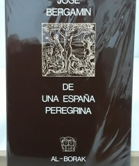 De una España peregrina - José Bergamín