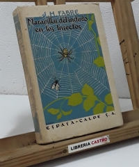 Maravillas del instinto en los insectos - J. H. Fabre