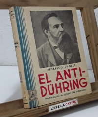 En Anti-Dúhring. Introducción al estudio del socialismo - Federico Engels