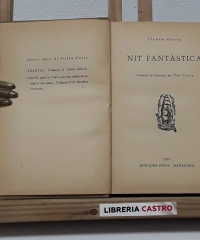 Nit fantàstica - Stefan Zweig