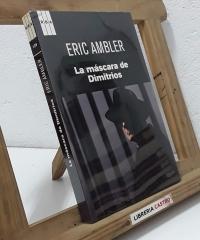 La máscara de Dimitrios - Eric Ambler