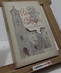 Rincón de Aragón (dedicado por el autor) - Antonio Castillo Velilla