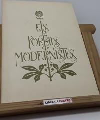 Els portals modernistes - Manuel García-Martín