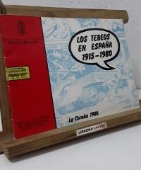 Los Tebeos en España 1915 - 1980 - Comisario de la Exposición Joan Navarro