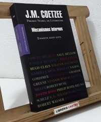 Mecanismos internos. Ensayos 2000 - 2005 - J. M. Coetzee