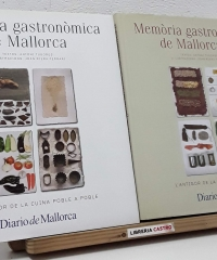 Memòria gastronòmica de Mallorca (II Volums) - Varis