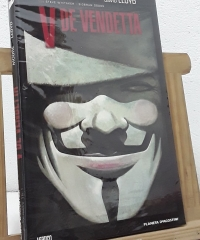 V de Vendetta - Alan Moore y David Lloyd