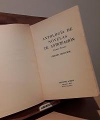 Antología de novelas de anticipación (tercera selección) - Varios