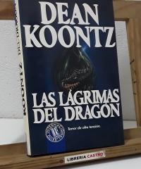 Las lágrimas del dragón - Dean Koontz