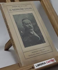 La Nacionalidad Catalana - Enric Prat de la Riba