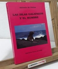 Las islas galápagos y el hombre - Antonio de Oteiza