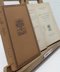 Els ocells de les terres catalanes (II volums) - Joaquim Maluquer i Sostres