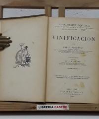 Vinificación - P. Pacottet
