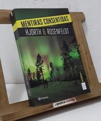 Mentiras consentidas - Hjorth & Rosenfeldt