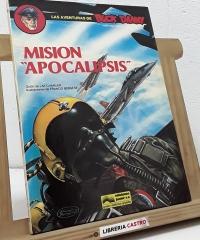 """La aventuras de Buck Danny. (III Tomos) Misión """"Apocalipsis"""". Los pilotos del Infierno. Fuego en el cielo - J.M. Charlier"""