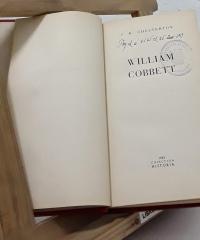 William Cobbett - G. K. Chesterton
