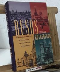 Rusos - Edward Rutherfurd