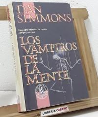 Los vampiros de la mente - Dan Simmons