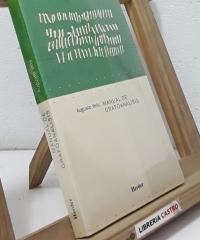 Manual de grafoanálisis - Augusto Vels